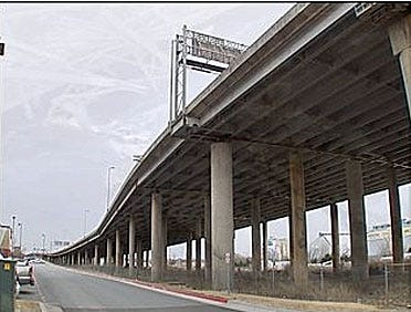The crumbling history of the Crosstown Expressway