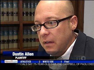 Beckham County man sues Elk City