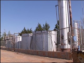 Oil theft increases