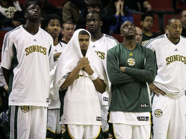 NBA to rule on Sonics move