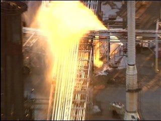 Fire breaks out at Wynnewood refinery
