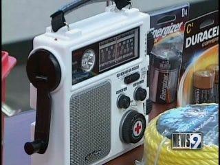 Tornado kit may save your life