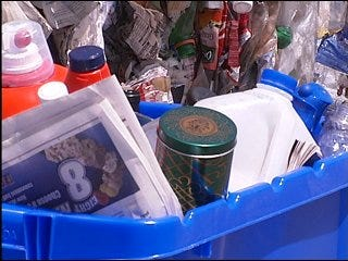 City encourages residents to recycle