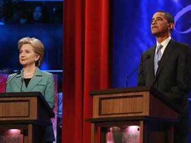 Obama predicts Clinton wins in Pennsylvania