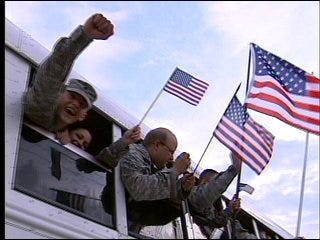 Operation Mother's Day honors military moms