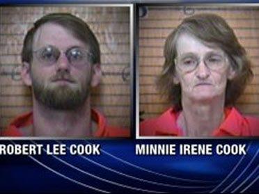 Man, mother arrested after plotting murder, DA says