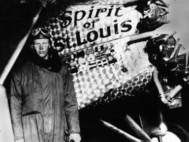 Norman man to replicate Lindbergh plane, flight