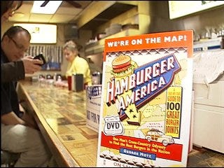 Oklahoma hamburgers rank among top 100