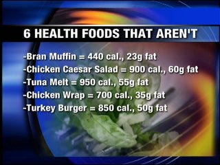 Eat the right kind of food to lose weight