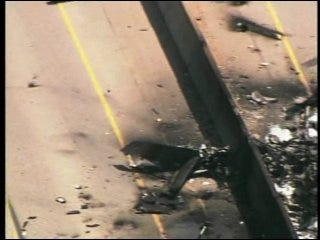 Plane crash kills 1