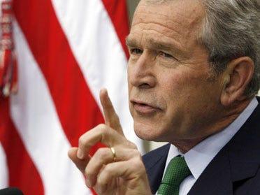Bush pushes Congress to move on farm legislation, housing