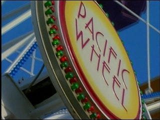 Iconic Ferris wheel moves to Sooner state