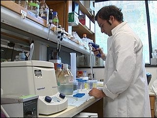 Breakthrough research fights flu