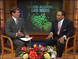 Elderly in danger of alcohol, medication misuse