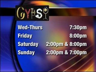 'Gypsy' star visits NEWS 9