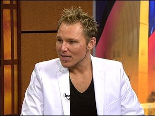 'Project Runway' star comes to NEWS 9