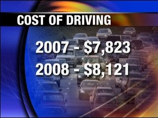 Higher gas prices mean higher car prices