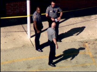Oklahoma City store robbed at gunpoint