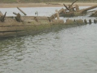 Wrecked ship's story surfaces