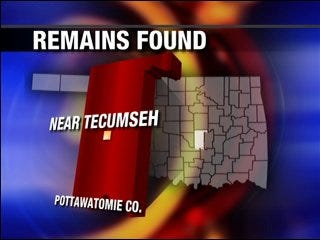 Human remains found, unidentified