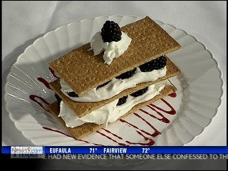 Blackberry Napoleons