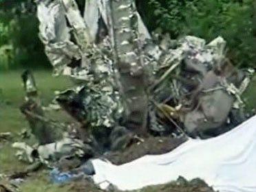 Plane crashes near Muskogee