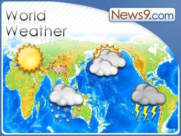 Rain, rain: Beijing pollution washes away
