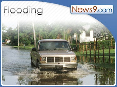 Storms cause scattered flooding
