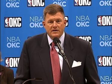Tulsa lands preseason NBA game