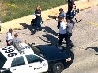 Attorney questions police about shootings