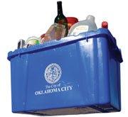 Go Green with the City of Oklahoma City