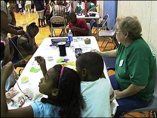 Back to School Bash helps families