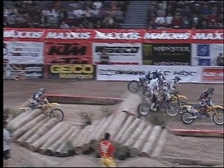Endurocross gets your adrenaline pumping
