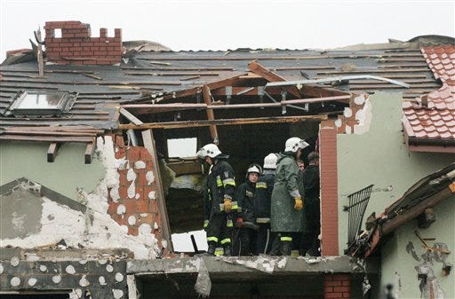 Heavy Storms In Europe Kill 6, Injure Scores