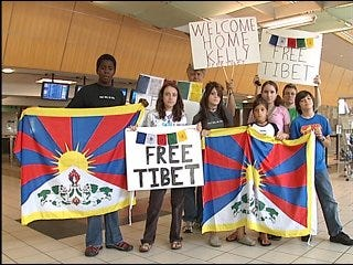 Oklahoman speaks out about Tibet