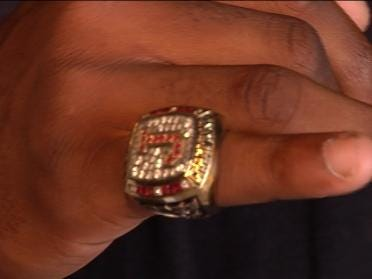 Jenks standout looking for third state ring