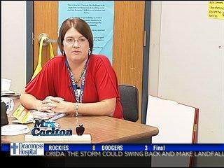 Teachers search internet for supplies, grants