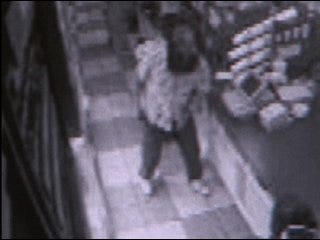 OKC police search for gorilla-masked armed robber