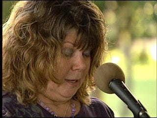 Vigil held for missing woman