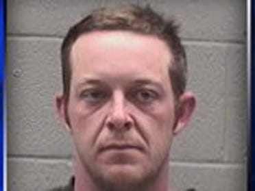 Man arrested, accused of looting for drugs
