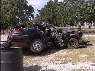 Sheriff considers training after crashes