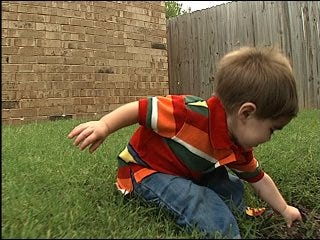 Mother acts on hunch, saves son's life