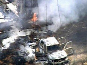 Oilfield explosion kills 1, injures 3 others