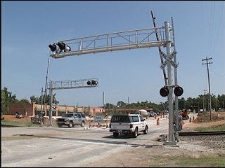 Norman train tracks may become quiet zone