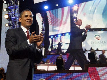 Obama makes history with nomination