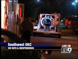 Bomb squad called to metro apartment complex