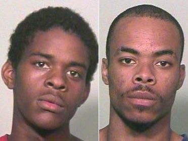 Police arrest two metro homicide suspects