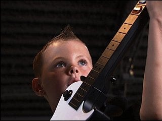Guitar Heroes compete for MDA