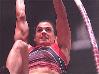 Olympic hopeful supported by family in Oklahoma