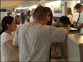 Will Rogers Airport faces flight cutbacks